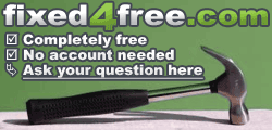 fixed4free.com - Ask your question